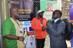 Chris-Kamau-Mathew-Mugenya-and-Douglas-Sidialo-engage-in-a-discussion