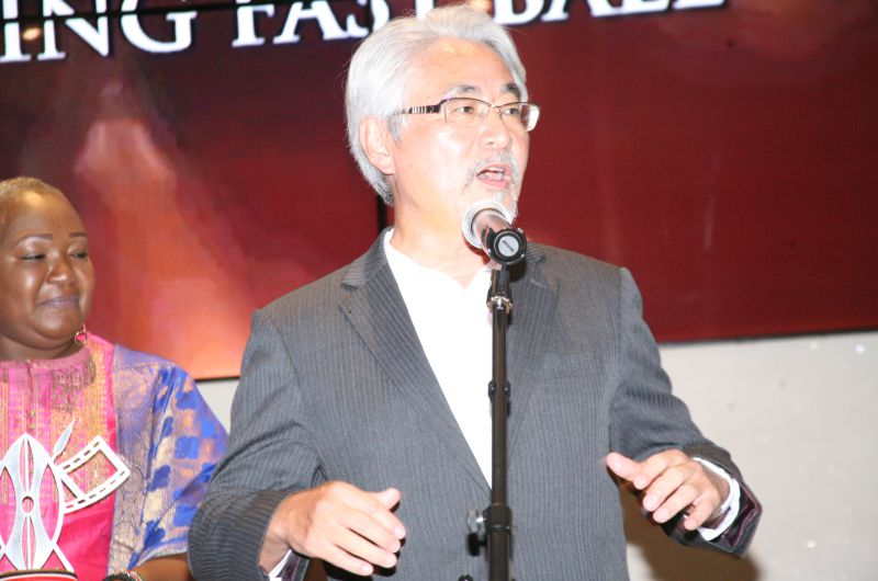 Japanese-Ambassador-to-Kenya-Toshitsugu-makes-a-speech-during-the-awards-presentation-ceremony