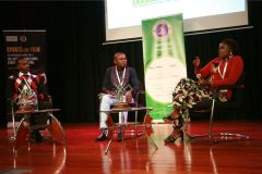 Winestone-Shivach-Moderator-Luke-Kizito-and-Susan-Masila-during-the-Development-and-progress-on-differently-abled-and-para-sport-panel-discussion
