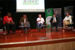 Peter-Ongondo-Alfred-Boy-Njuguna-Arjun-Ruzaik-Subhash-Modi-and-Moderator-David-Waters-during-the-cricket-in-Kenya-panel