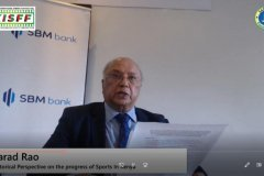 Sharad-Rao-delivers-his-talk-a-historic-perspective-on-the-progress-of-sports-in-Kenya