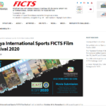 KISFF Featured in the FICTS Website